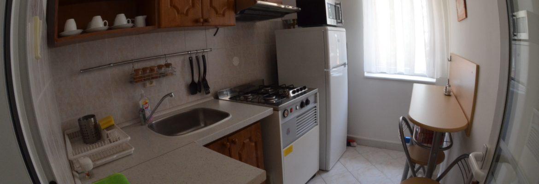 Zariadená kuchyňa